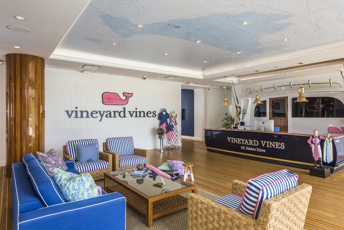 Spacestor Workspace Of The Week Vineyard Vines Stamford
