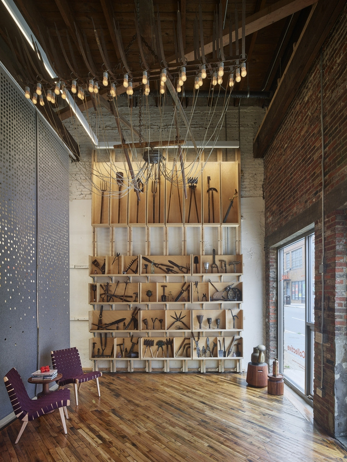 Spacestor | Workspace of the Week, Land Collective